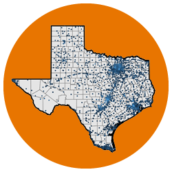 Educational Attainment in Texas Cities